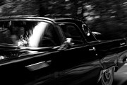 Michael Huddleston - Black and White Car...