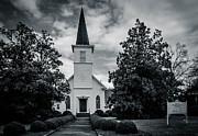 Tammy Chesney - Black and White Church