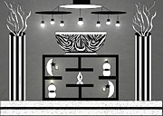 Lewanda Laboy - Black and White Decor
