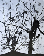 Maggie Turner - Black and White Trees