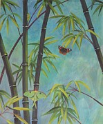 Bonnie Golden - Black Bamboo   A