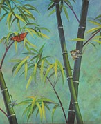 Bonnie Golden - Black Bamboo   B