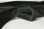 Black Belt Print by Paul Ward