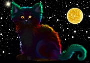 Nick Gustafson - Black Magic Cat