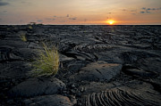 Big Island Photos - Black Ocean by Francesco Emanuele Carucci