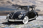 Joachim G Pinkawa - Black Old Beetle