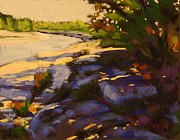 Mary McInnis - Black River Rocks