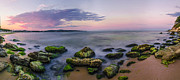 Featured Art - Black sea sunset by Lyubomir Kanelov