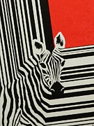 Amy Burczyk - Black White and Red
