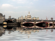 Lynn Bolt - BlackFriars Bridge and...