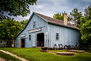 Smithy Photos - Blacksmith Shop by Chuck De La Rosa