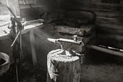 Mary Almond - Blacksmith Shop