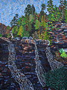 Blackwater Falls Print by Micah Mullen