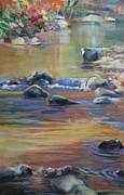 Susan Bradbury - Blackwater River in...