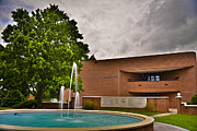 Western Carolina University Photos - Blackwell Hall at Mars Hill College by Ryan Phillips