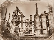 Lisa Hurylovich - Blast Furnaces I