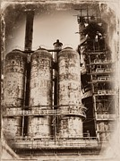 Lisa Hurylovich - Blast Furnaces III