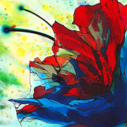 Andrea Carroll - Bleeding Flower