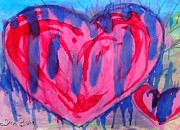 Teca Burq-Art - Bleeding Heart