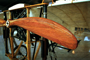 Airplane Prints - Bleriot Xl Racer Print by Michelle Calkins