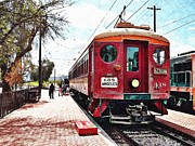 Glenn McCarthy Art and Photography - Blimp - Streetcar 418