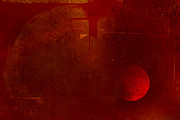Blood Moon Posters - Blood and Censer Poster by Rebecca Sherman