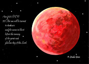 Linda Ginn - Blood Moon