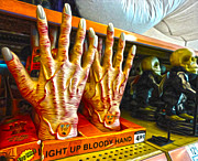 Gregory Dyer - Bloody Hands