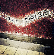 Subway Art Art - Blooming - The Noise by Natasha Marco