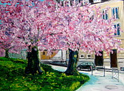 Nancy Van den Boom - Blossom Lille France