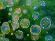 Julie Brugh Riffey - Blowing Bubbles