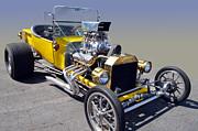 Bill Dutting - Blown Ford T