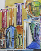 Carol Flagg - Blown Glass
