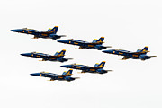 John Zocco - Blue Angels in Formation