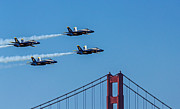 Kate Brown - Blue Angels over the...
