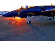 Rod Mathis - Blue Angels Sunrise