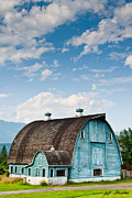 Jeff Goulden - Blue Barn in the...