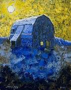 Jerry McElroy - Blue Barn Number Two