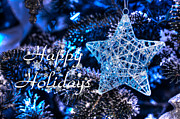 Shelley Neff - Blue Christmas - Happy...