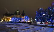 Nina Stavlund - Blue Christmas..