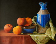 Peach Originals - Blue by Dan Petrov