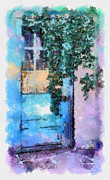 Clare VanderVeen - Blue Door