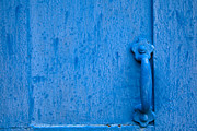 Pam Moore - Blue Door Handle