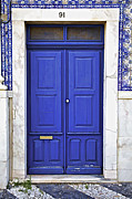 David Letts - Blue Door of Estremo...