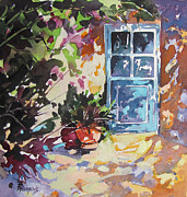 Rae Andrews - Blue Door Provence