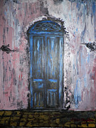 Steven Clayton - Blue Door