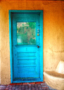 Janice Sakry - Blue Door -- What