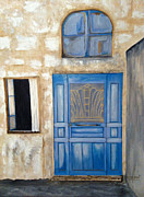 Brenda Brown - Blue Doorway