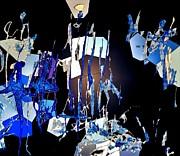 Debora Andrade - Blue Dynasty III - Dinastia Azul III