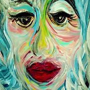 Blue Print by Eloise Schneider